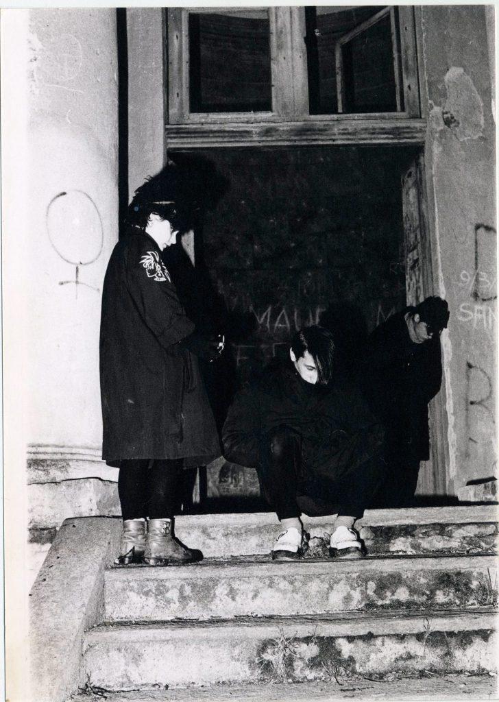 credits roberto vernetti, 1983, joykix angie e california2
