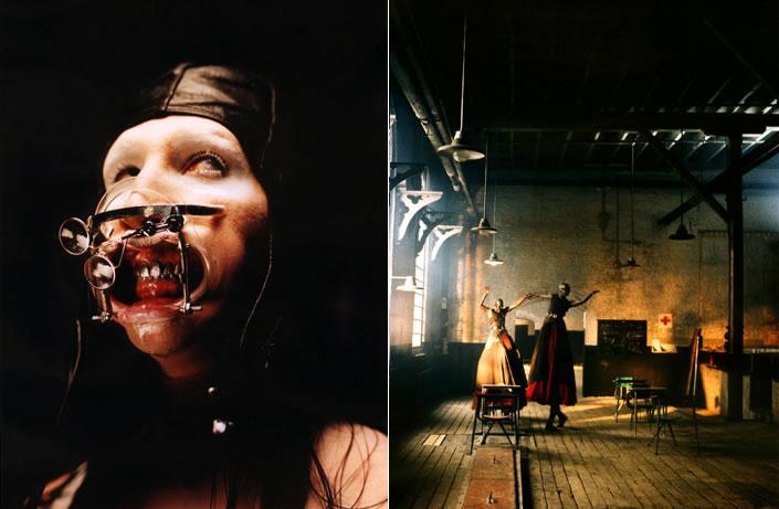 Marilyn Manson, Beautiful People Floria Sigismondi