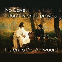 die antwoord and jesus