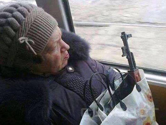 babushka weapon via babushka