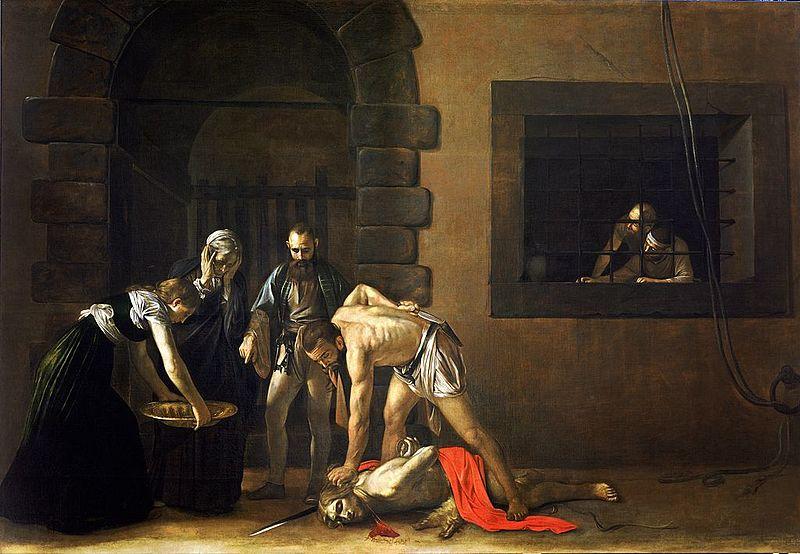 Caravaggio_-_Decollazione_di_San_Giovanni_Battista