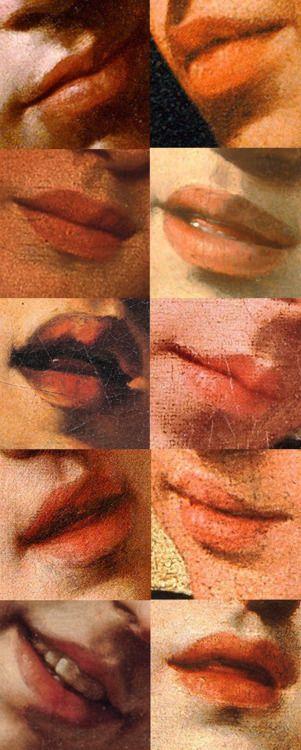 caravaggio lips