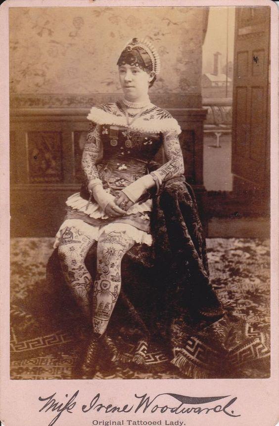 Irene Woodward 5