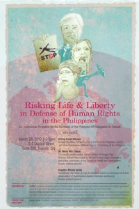 Philippine Human Rights - Toronto