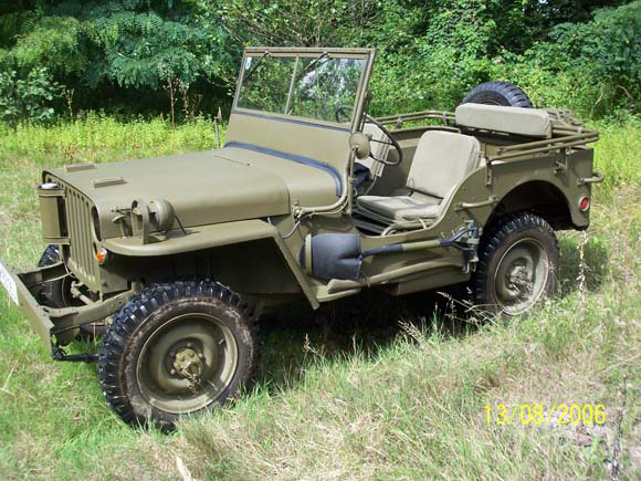 Willys Jeep - About Willys MB Jeep Specs and History