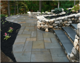 Patio Stone Landscape Supplies In Newburyport Ma