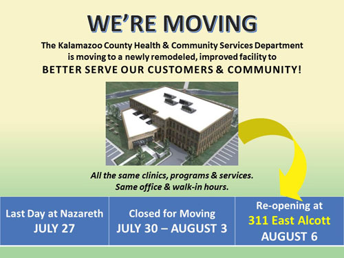 OUR LOCATION, Kalamazoo County Health and Community Services - community service directory