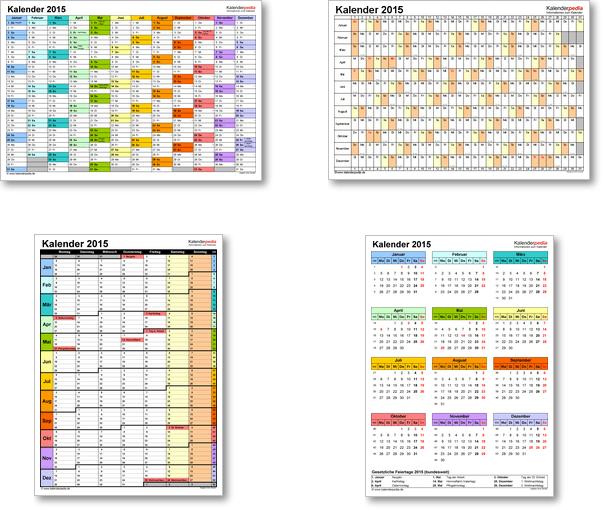 Fantastisch Wort Kalender 2015 Vorlage Ideen - Beispiel ...