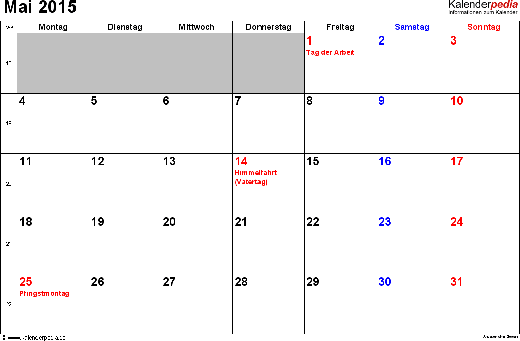 Großartig Monat Kalendervorlage Wort Ideen - Dokumentationsvorlage ...