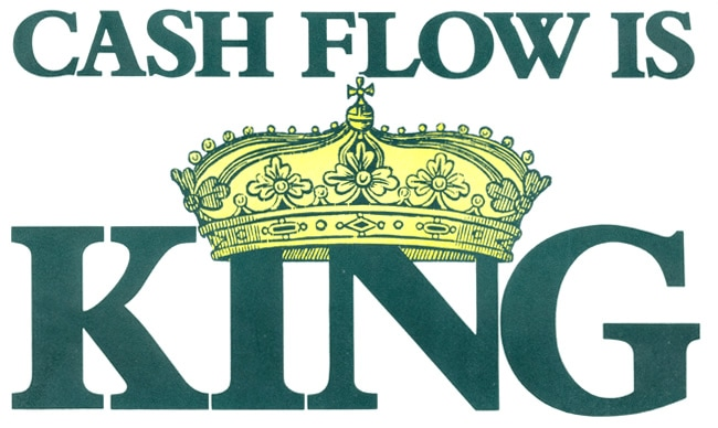 Cash Flow is King(and Queen!)or how to start  grow a business