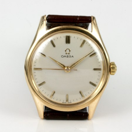 Gold Vintage Watch