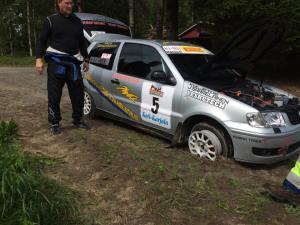 Tengtools Ralli, Kitee 13.8.2016 RJSM | Kalmi Racing