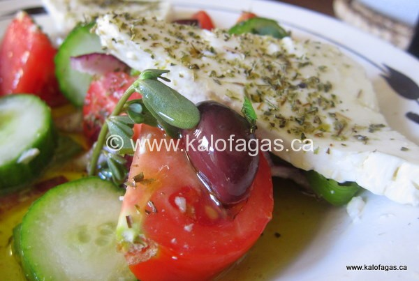 Village (Greek) Salad