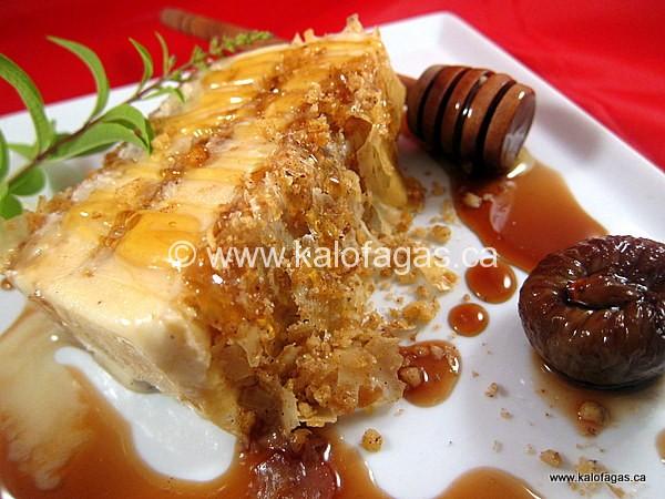 Baklava Ice Cream