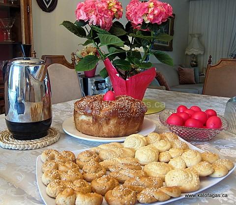 Greek Food Gazette 23/04/2014