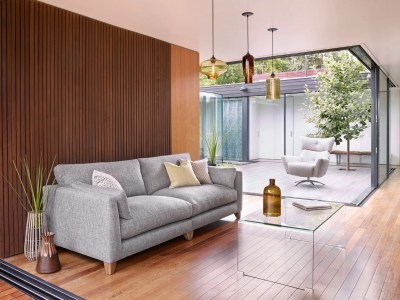 Lifestyle interior photography & video for sofa ...