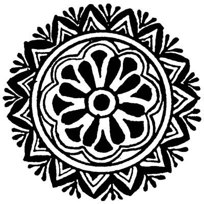 Kamat\u0027s Potpourri Geometric Design