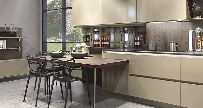 German Designer Kitchens Preston \ English Burbidge Kitchens - KAM - designer kitchens