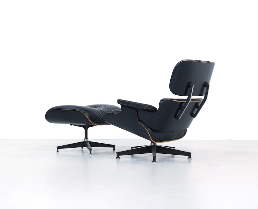 Eames Lounge Chair And Ottoman Kameleon Design