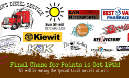 Final Chase for the Points this Oct 19th! {Update-Link fixed}