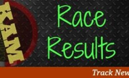Race Results for 9-12-15