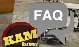 FAQ: What are the rules at KAM Kartway?