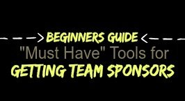 The Beginners Guide to Getting Sponsors
