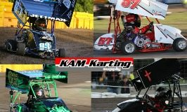 KAM Offers Kart Financing!!  Check out our kart line on kammotorsports.com or visit our kart shop at KAM Kartway and lets talk options.