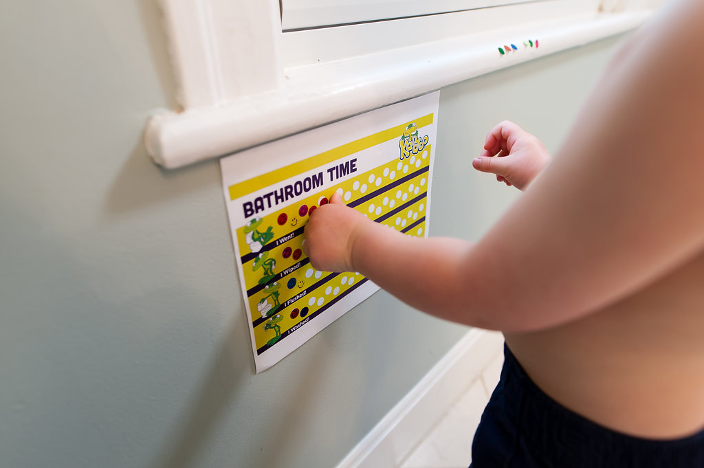 Potty Training Charts