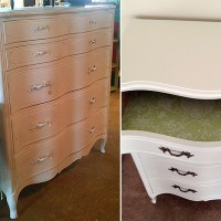 DIY Tutorial - Glossing over a new fad called Chalk Paint