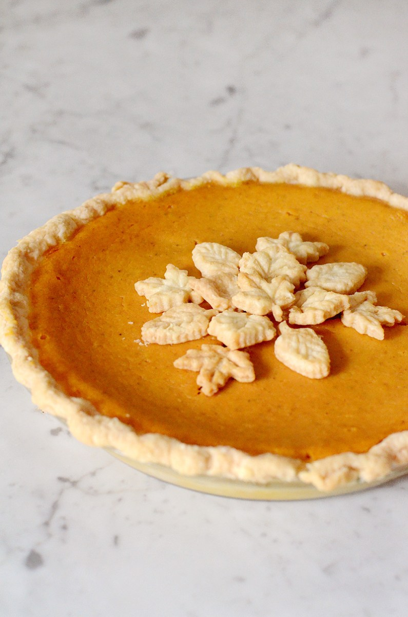 Pumpkin Buttermilk Pie