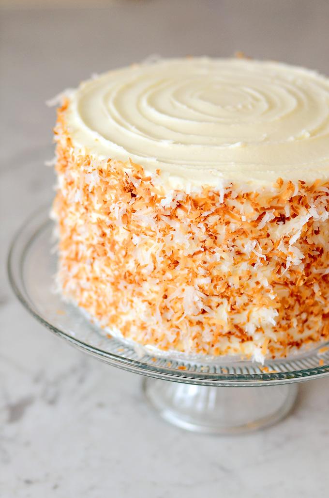 Deep Cake Box