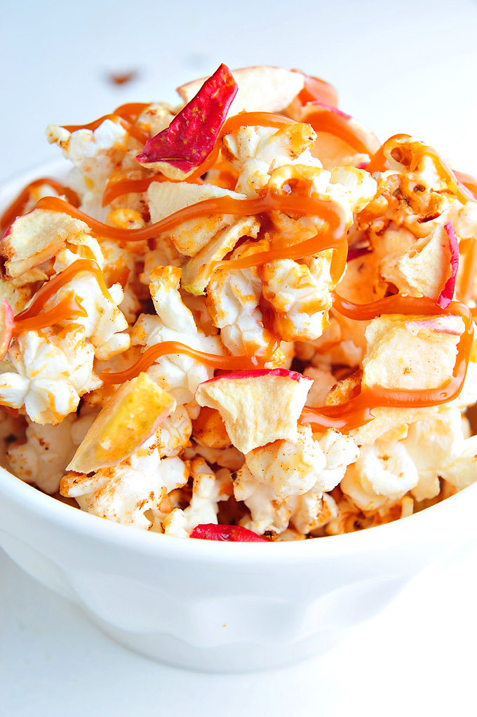 Fall Kettle Corn Flavors for Popcorn Month