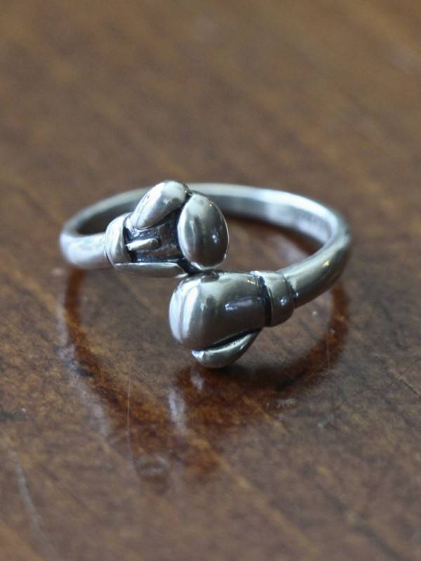 Quick Fix Silver Off Rings