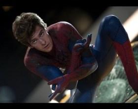 The Amazing Spider-Man Movie Trailer