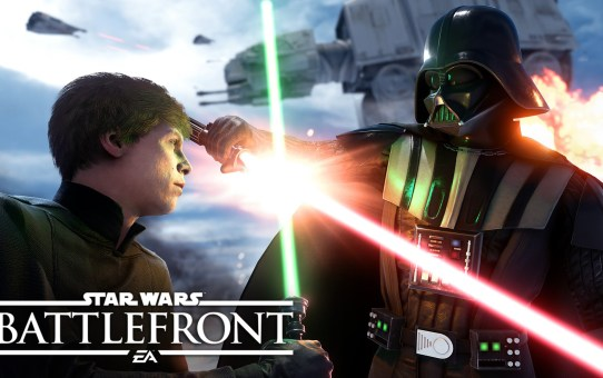 "Star Wars Battlefront ""Walker Assault"" Gameplay Footage"