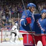 NHL 15 NY Rangers