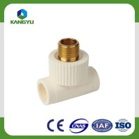 Polybutylene PB Pipe Fittings for Central Heating System ...