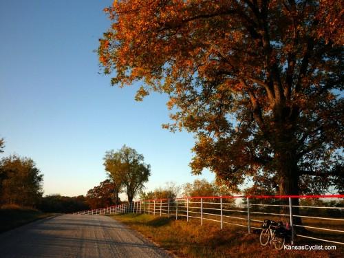 Scenic Fall Wallpaper Fall 2011 Photos Kansas Cyclist News