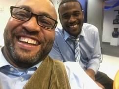 Radio Host Jamiri Muhammad