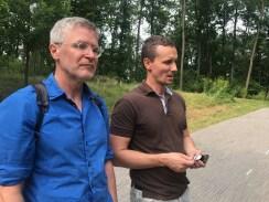 Peter Dausend und Marcel Bohnert