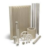 Technical ceramics for electric elements and furnaces ...