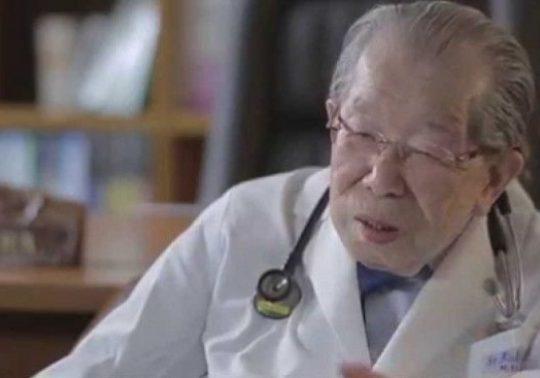 Най-старият лекар в света издаде рецептата си за здраве и щастие