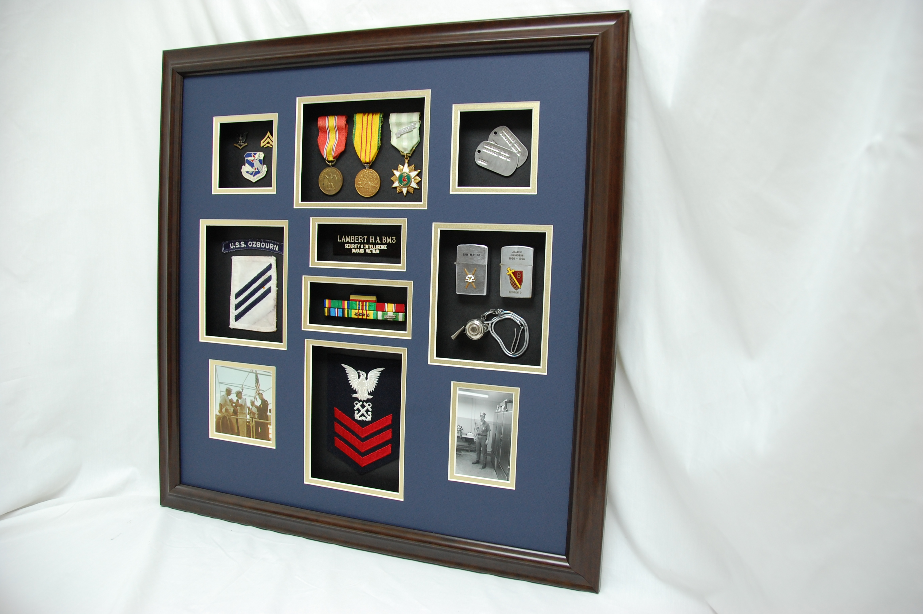 Military Shadow Boxes Display Cases Kanyewestfoundationorg