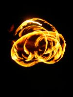 Me with the Fire Poi!