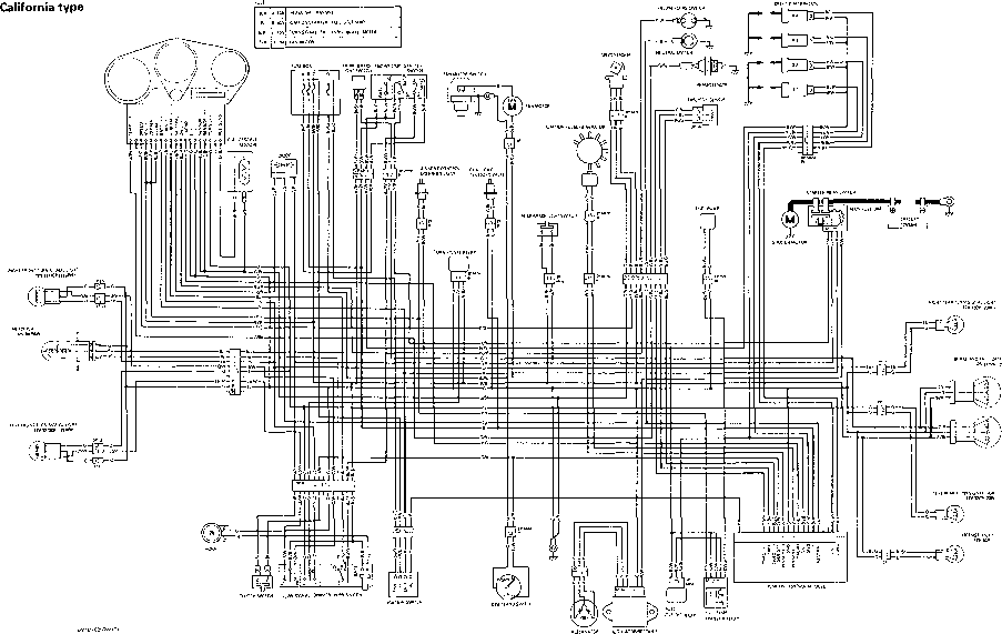 1987 yamaha warrior 350 engine diagram wiring schematic