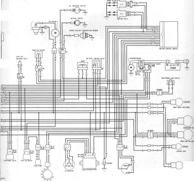 Hid Wiring Schematic Wiring Diagram