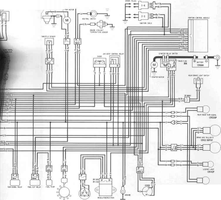 Cbr Wiring Diagram - Oiienoxjblomboinfo \u2022
