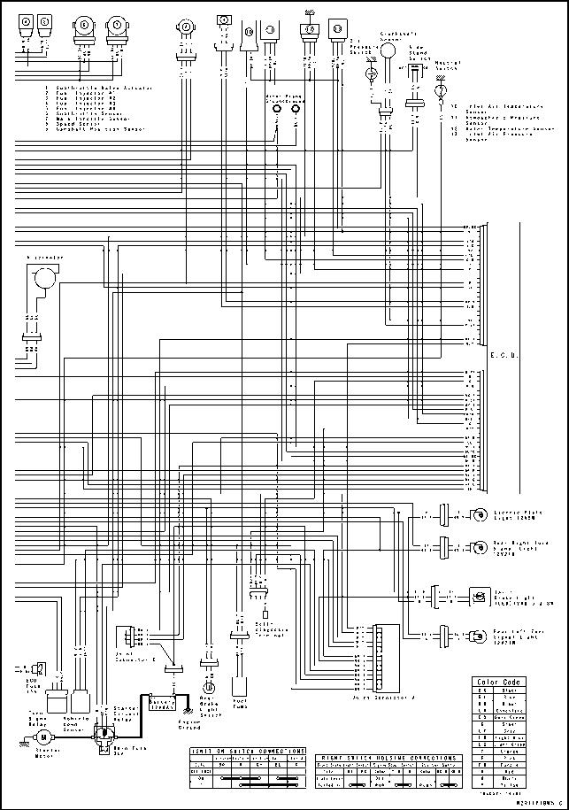 kawasaki 1000 wiring diagram