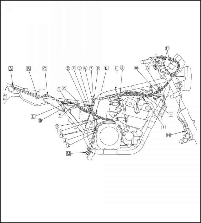 2008 xjr 1300 wiring diagram